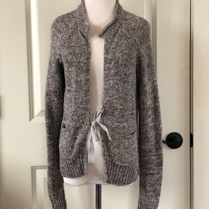 Banana Republic Adorable Grey Cardigan